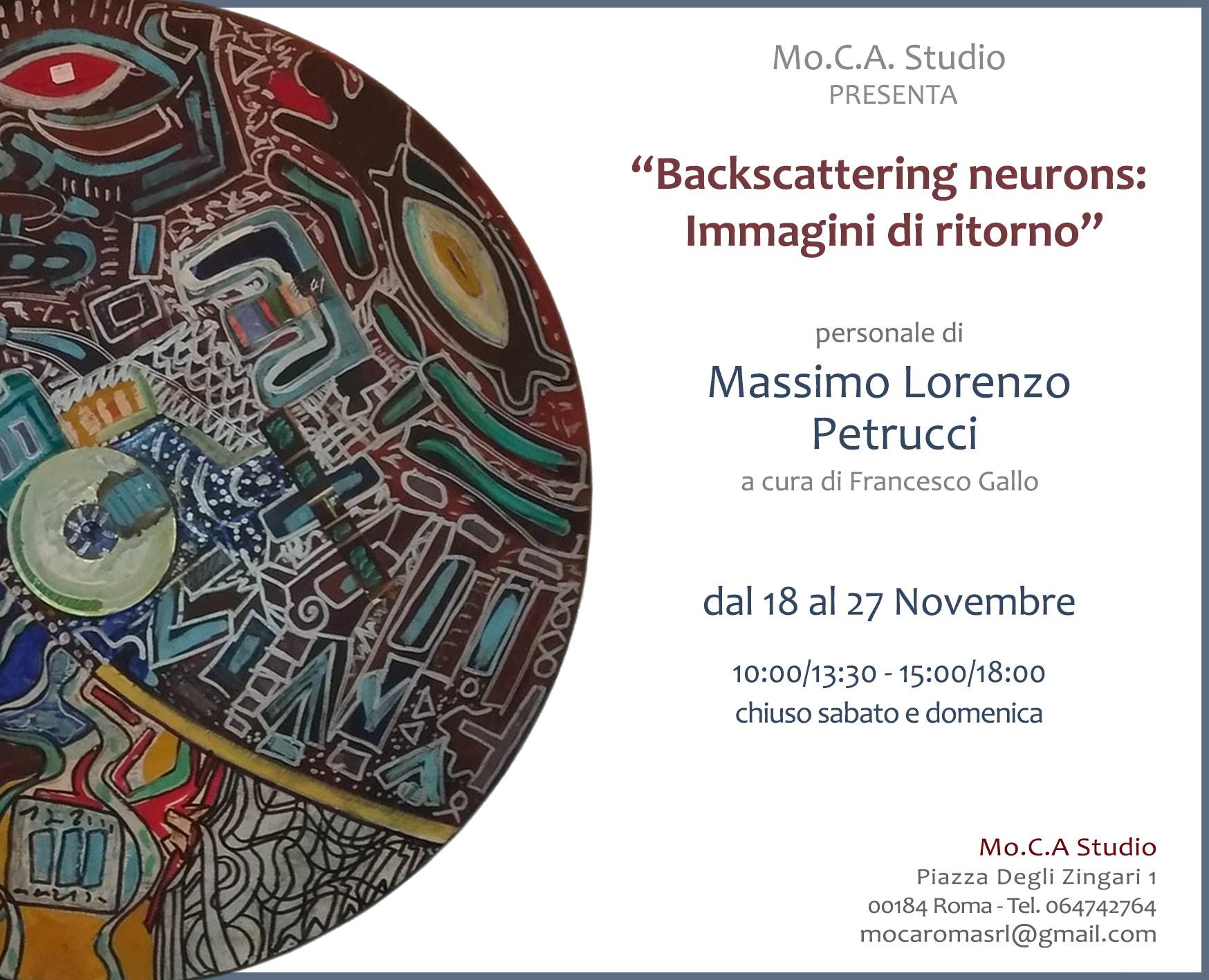BACKSCATTERING NEURONS: IMMAGINI DI RITORNO